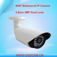 security system 1.3 Megapixel waterproof IP camera support Day/Night(ICR), AWB, AGC, BLC