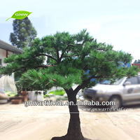 Garden Ornamental Artificial Big Pine Trees Looks Real for Outdoor Use BTR039 GNW