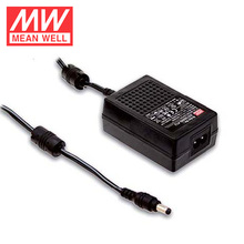 Mean Well GST36B24-P1J High Reliability Industrial 36W 24V 1.5A Power Adapter