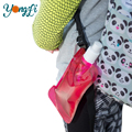 Wholesale 480ML Portable Sport Collapsible Plastic Water Bottle