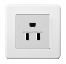 Wenzhou switch factory US standard wifi switch electrical wall socket