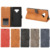 Retro PU Leather for Samsung Note 9 Phone Cases with Card Slots
