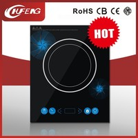Best selling low price touch screen induction stove