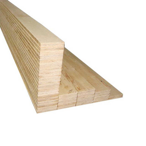 good quality Poplar Lumber Plywood Price Pine LVL beam