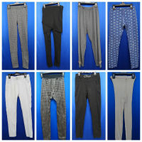 USED CLOTHES : LADIES LEGGINGS,TIGHT PANTS