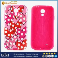 [GGIT] Hot Sale Printing Case for Samsung S4 i9500, TPU Cover Case for Galaxy S4