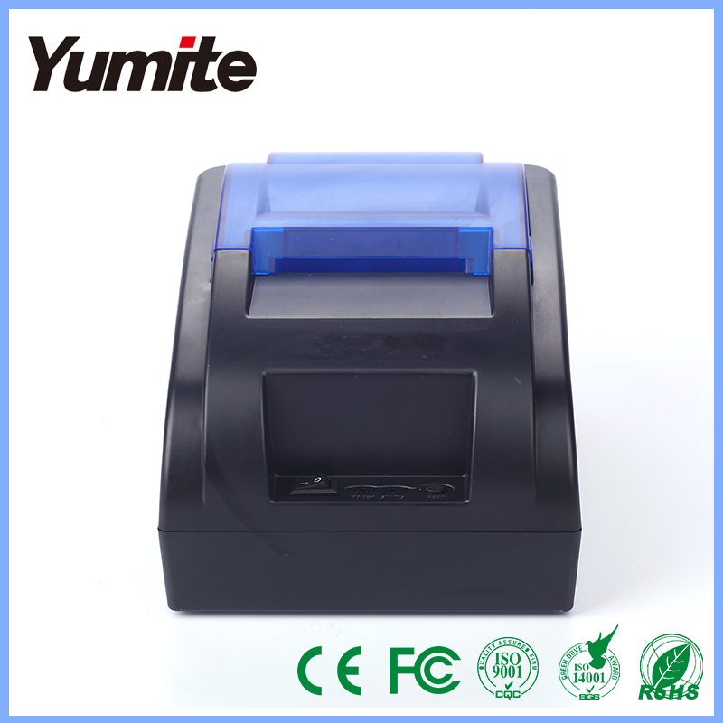 Simple operation mini bluetooth receipt printer for ticket printing
