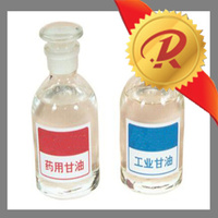 coconut glycerin price from china factory/bulk glycerin/liquid glycerin for sale
