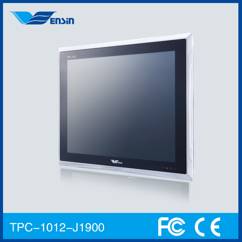 12 Inch TPC-1012-E3845/J1900 Touch Screen Computer Desktop