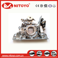 NITOYO 15100-16070 car engine oil pump for 4AFE oil pump for TOYOTA