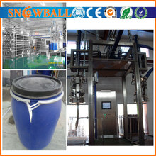 Coconut water aseptic filling machine bag in 220L drum
