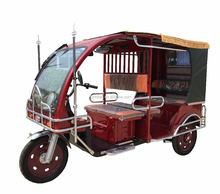 BORAC 60V1000W Battery Driven Three Wheel Adult Electric Tricycle / Three Wheel Motorcycle Taxi Hot Sale in Bangladesh