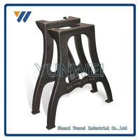 Factory Wholesale High Quality Professional Iron Table Legs uk