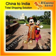 Shenzhen/Shanghai to NEW DELHI (LCL/FCL shipping service)