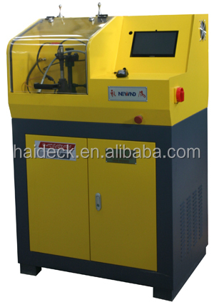 CRI200DA Common Rail Diesel Injector Test Bench with all data auto repair software