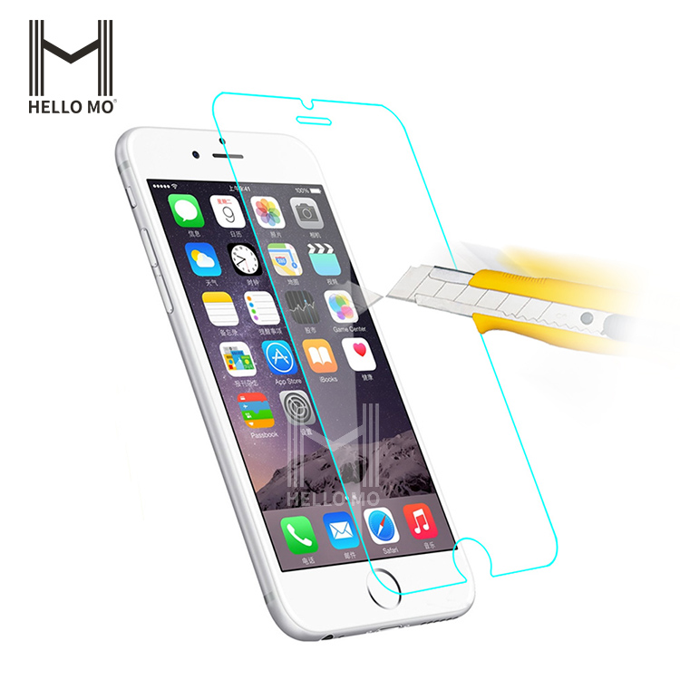 Factory price clear 0.33 Tempered Glass screen protector For iPhone 6 Plus