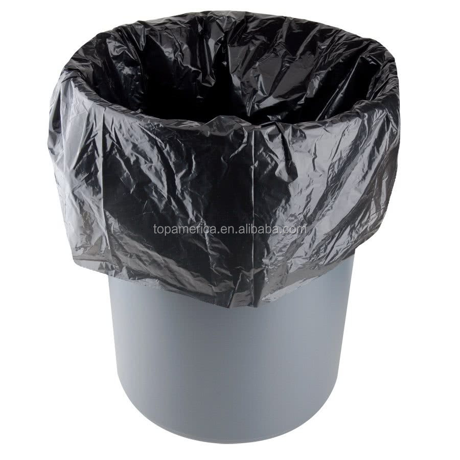 45 gallon compactor trash bags construction trash bags,.86mil 22 micron