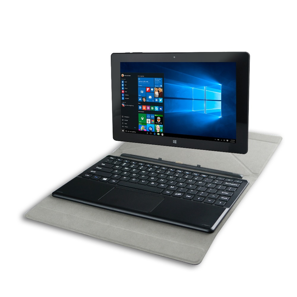 10 Inch Intel Tablet PC Laptop With Detachable Keyboard