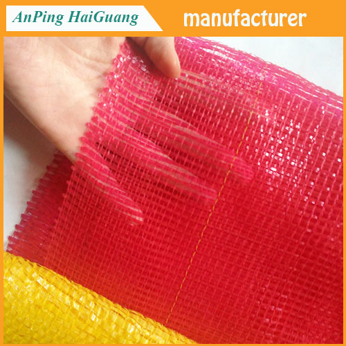 online shopping PP tubular mesh bags for onions 52x85cm 37g/pc <strong>orange</strong>