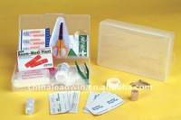 Strong Plastic First Aid Box For Emergency Use