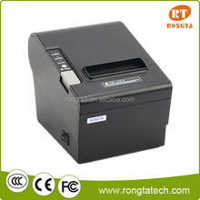 POS printer 80mm thermal receipt Printer/Mini bus ticket printer