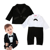 Baby Boys Wedding Formal Jumpsuit Children
