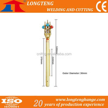 Flame Straight Strip Cutting Torch For Oxy Fuel Cutting Machine