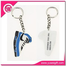 wholesale 3d sneaker keychain, shoe keychain, keychains with jordan shape