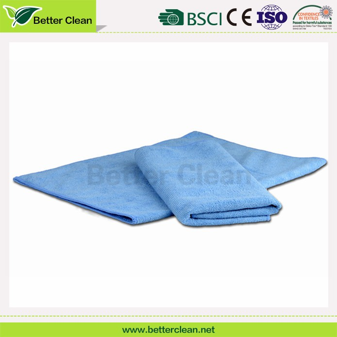 Terry knitted microfiber 3m cleaning towel for dish washing cloth
