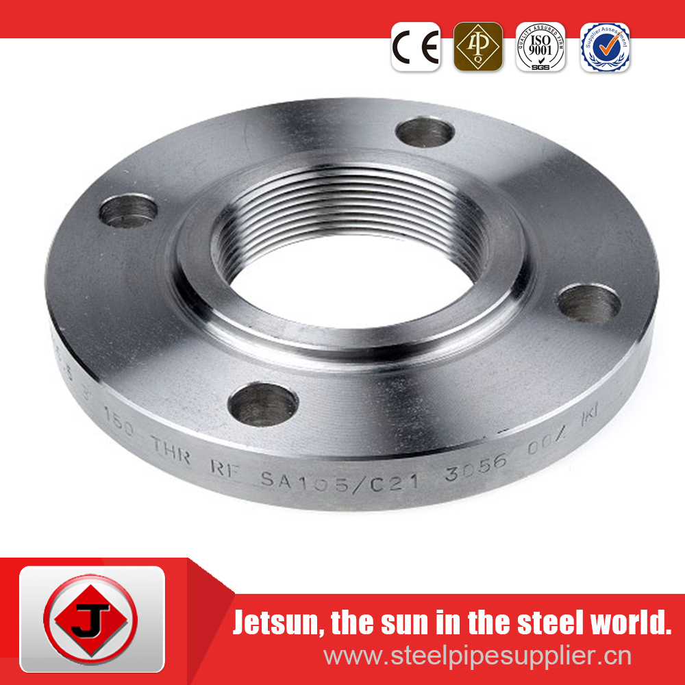 stainless steel ansi b16.5 class 900 api 6a threaded flange