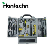 35pcs household hardware tools box set mechanic professional spanner set in tool box