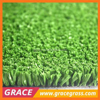 green grass cheap 10mm fake lawn for basketball