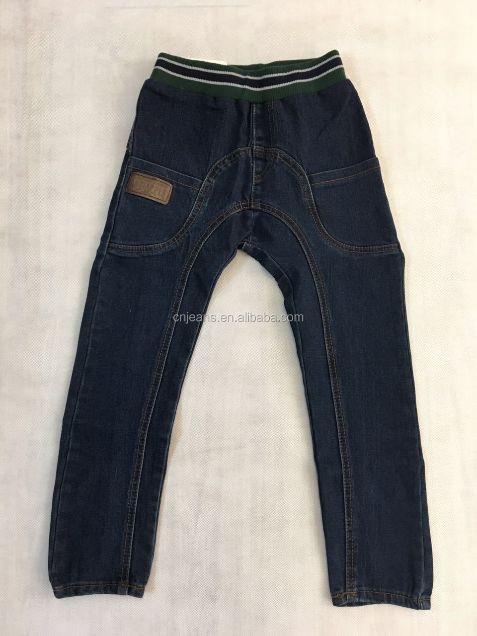 GZY E lastic Cord New Boy Jeans Active Stock High Quality