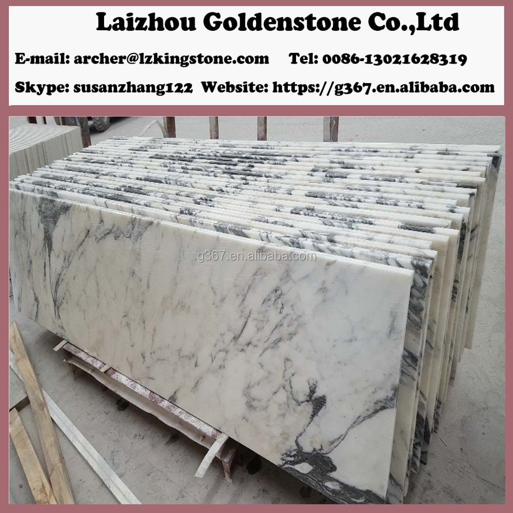 Made in China Pure White Interior Wall Panel/Countertop/Tiles chinese marble stone