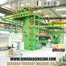 ISO Internal Pipe Coating Equipment/Used Sand Blasting Machines