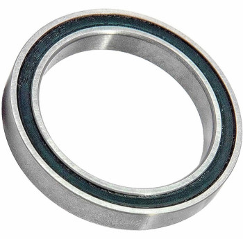 Most sold deep groove ball bearing 6816 with black rubber seals for agricultural machinery