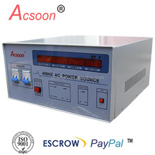 400hz power supply for airport three Phase Output