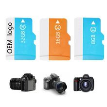 Wholesale Class10 U1 HD Digital Camera 8GB 16GB 32GB Micro Memory SD Card