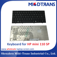 SP layout laptop keyboard for HP mini 110 notebook