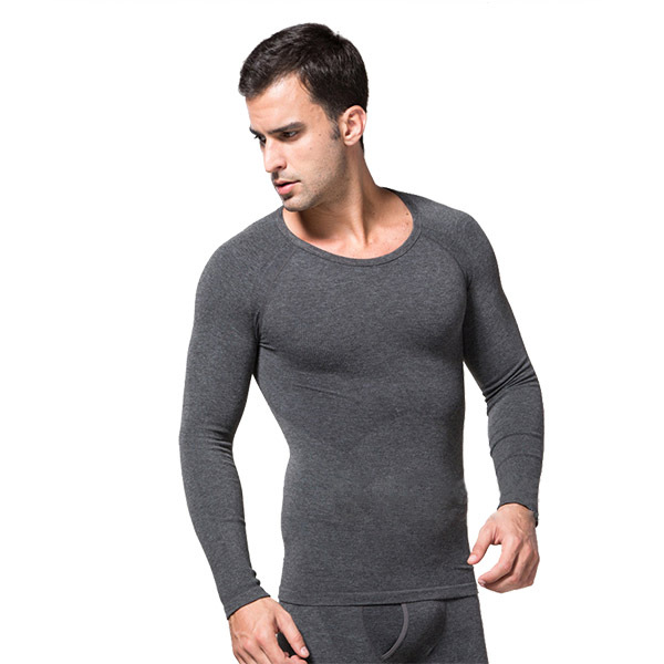 sweater modal long johns long johns male set thin thermalsexy boy without underwear