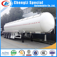 200,000 Gallon LPG Cylinder & NH3 Tank Filling Truck for 60m3 Ammonia Storage Delivery 30Ton LPG Dispenser Tank Semi-Trailer
