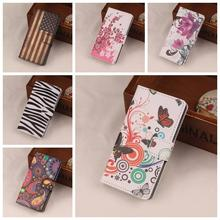 Vintage wallet case For Samsung Galay Core Prime Prevail LTE SM G360 VE G361 G360H FLoral Butterfly Leather Flip cases Cover