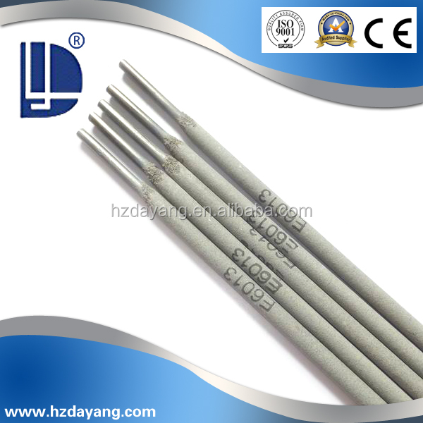 2.5mm cheap price rutile mild steel welding electrodes 6013