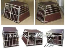 stainless steel dog cage,dog transport cage transport box
