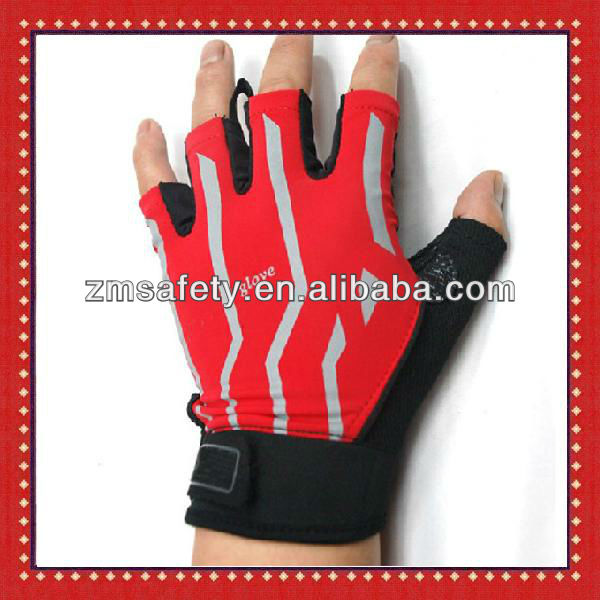 Exercise Gym weight lifting gloves
