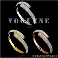 shine full fashion crystals hottest stainless steel bracelet