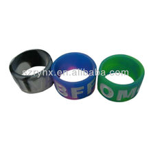 Fashion index finger ring,silicone finger ring