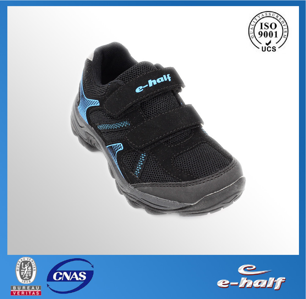 Cool black warm comfortable outdide child hike shoe
