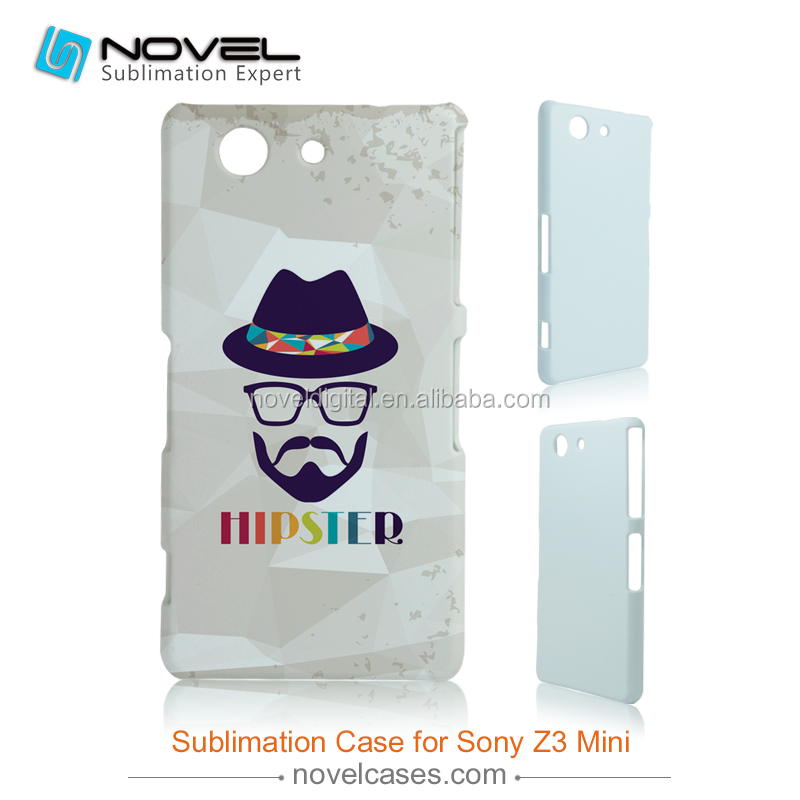 Mobile Phone Accessories,Custom Design Blank Case For Sony Z3 Mini