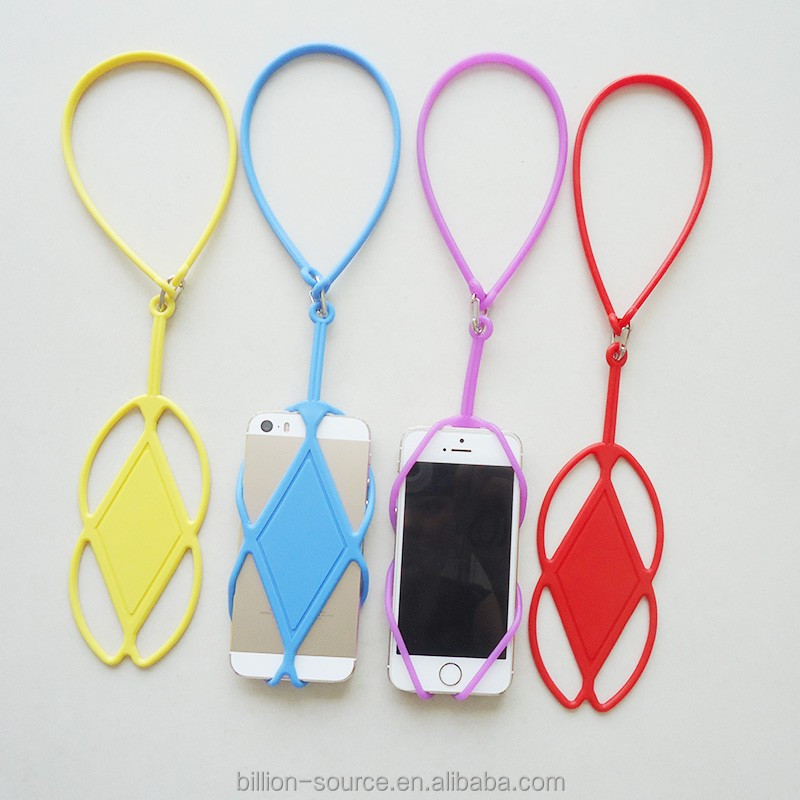 Mobile phone cover , multi-functional silicone cell phone covers